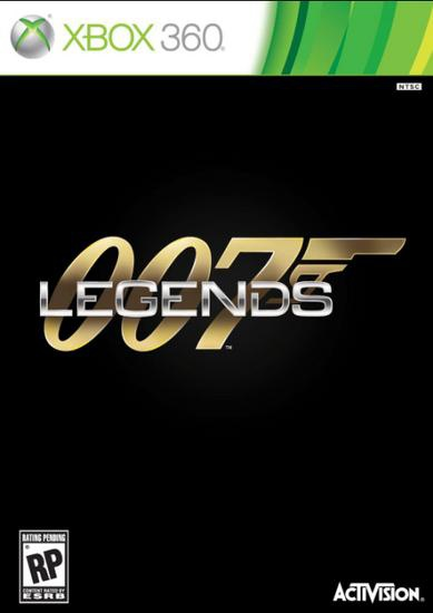 Activision Blizzard 007 James Bond Legends