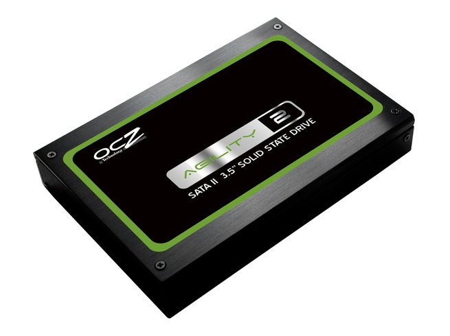 "OCZ Agility 2 SATA II 3.5"" SSD 240GB"