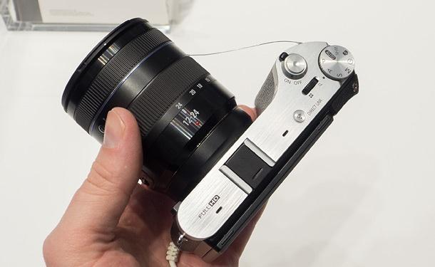 Samsung NX300 inleiding