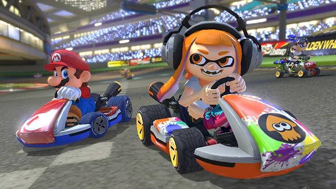Mario Kart 8 Deluxe, Nintendo Switch