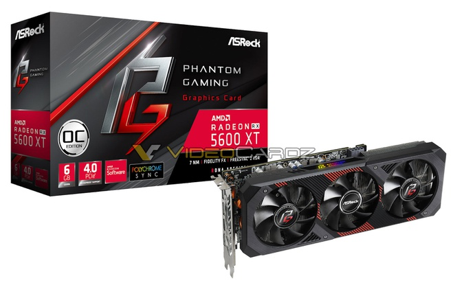 ASRock RX 5600XT Phantom Gaming
