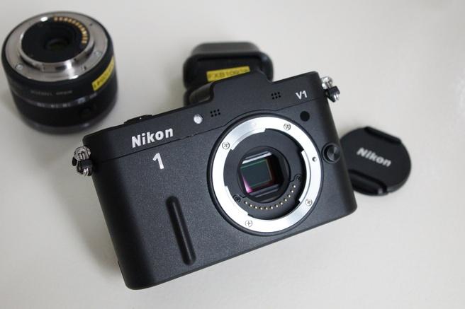 Nikon 1 V1 body