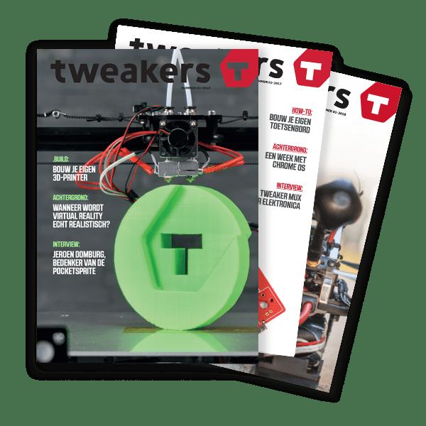 tweakers magazine stapeltje