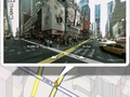Google Street Views in New York