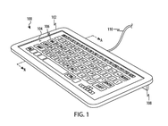 Apple patent virtueel toetsenbord