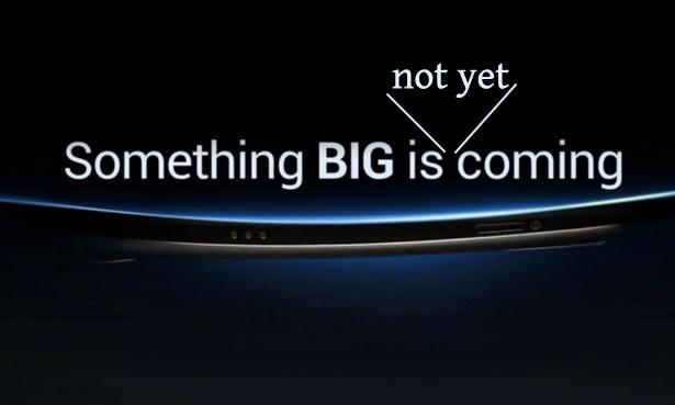 Aankondiging Nexus Prime uitgesteld