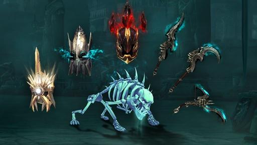 Diablo III Reaper of Souls Spectral Hound
