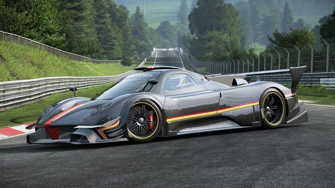 Pagani Zonda Project Cars