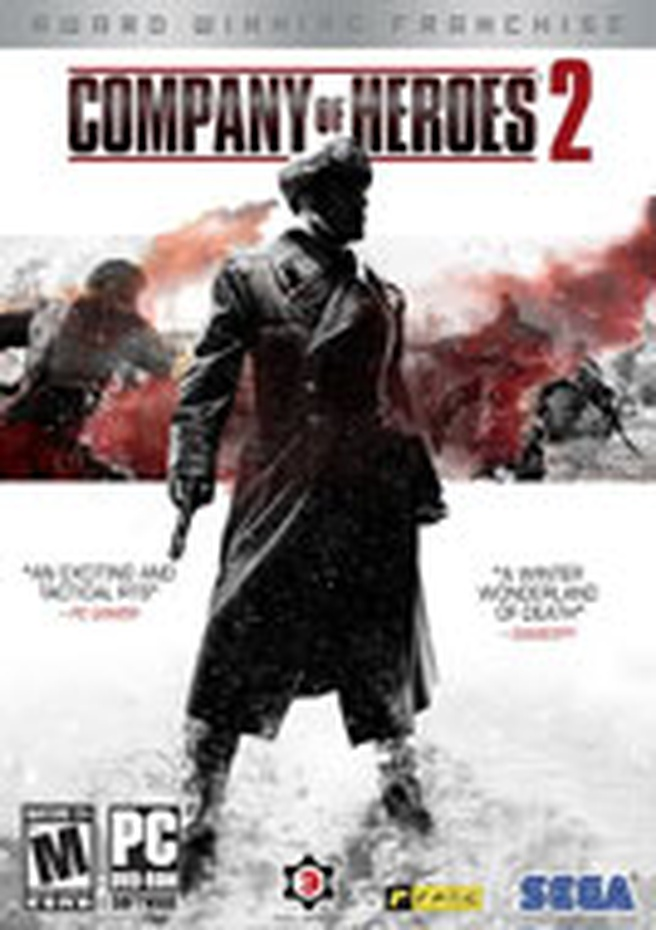 Box Company of Heroes 2