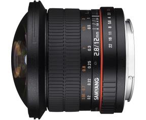 Samyang Optics 12mm F2.8 ED AS NCS