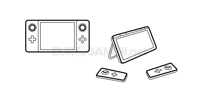 Nintendo NX portable