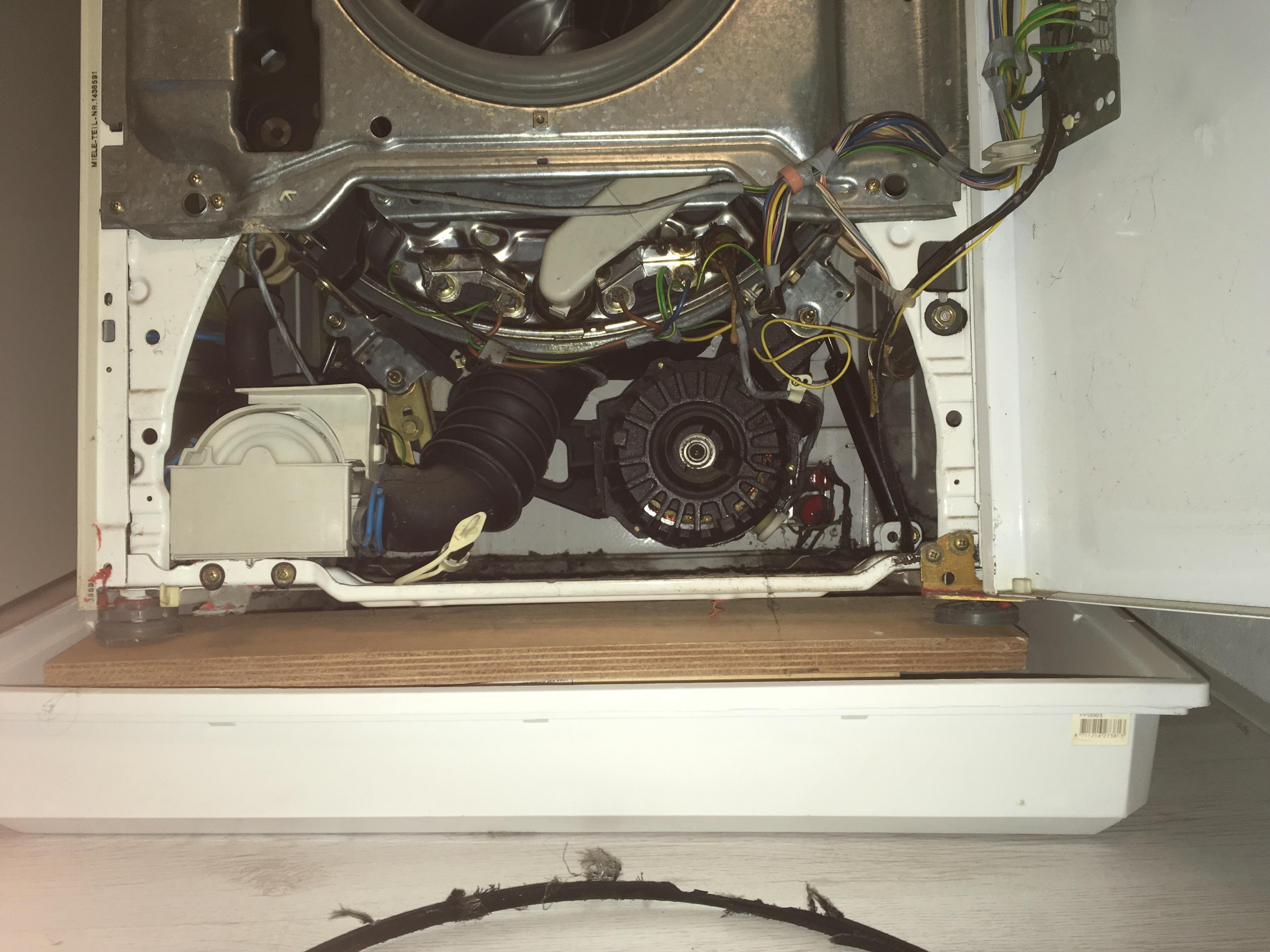 Top Miele de luxe W752 trommel draait niet meer - Forum - Circuits Online ZZ89