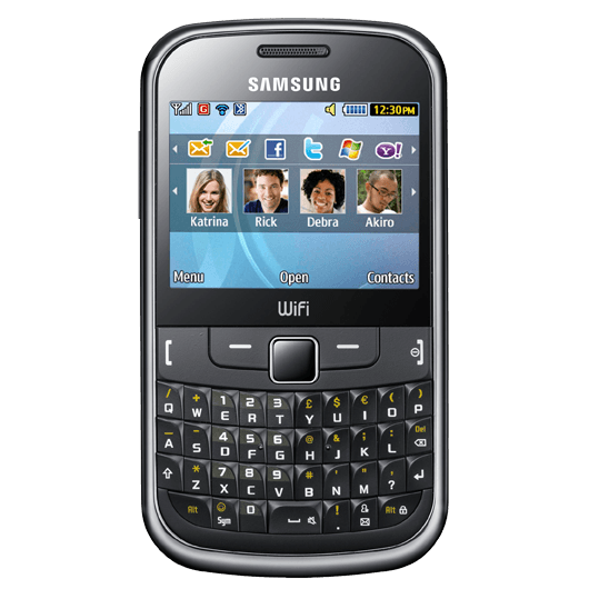 Samsung Chat 335 S3350 Zwart
