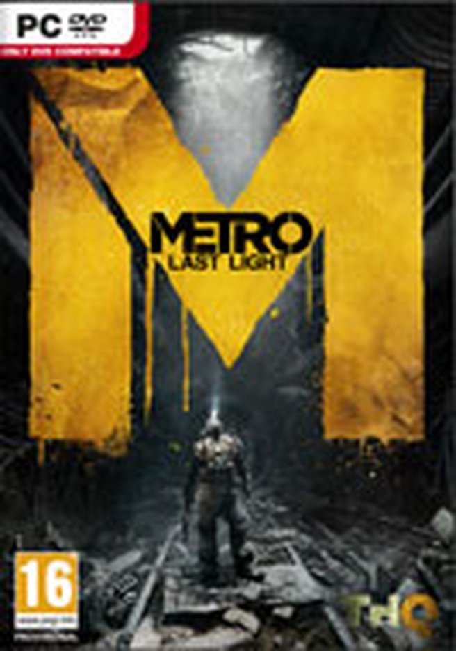 Box Metro: Last Light