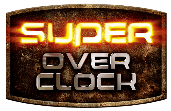 Gigabyte Super Over Clock LOGO
