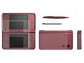 Nintendo DSi XL Rood
