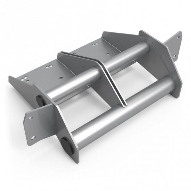 RSeat N1 Buttkicker Mount Upgrade Kit - Zilver