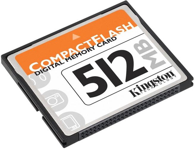 Kingston 512MB CompactFlash Memory Standard