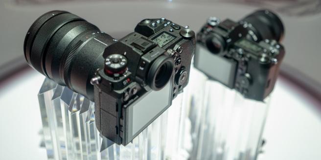 Panasonic S1R en S1