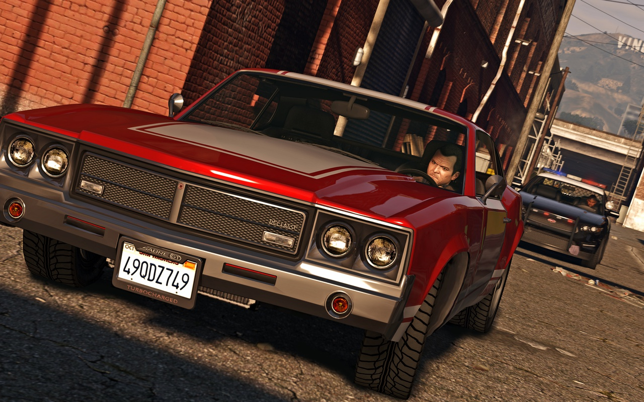 GTA V screenshots pc
