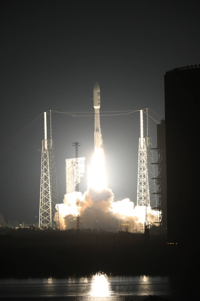 NASA Geostationary Operational Environmental Satellite