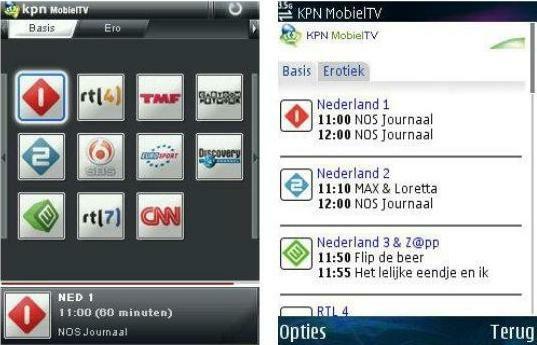 KPN Mobiel TV