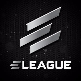 eLeague logo