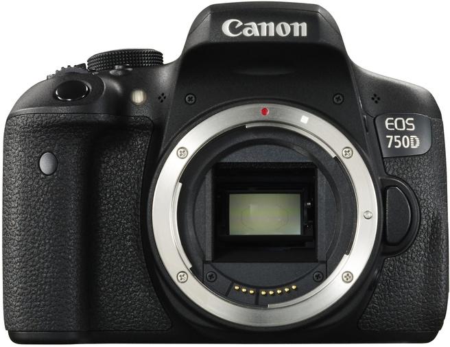 Canon 750D + Tamron 18-200mm Di II VC
