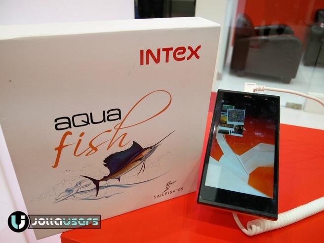 Intex Aqua Fish