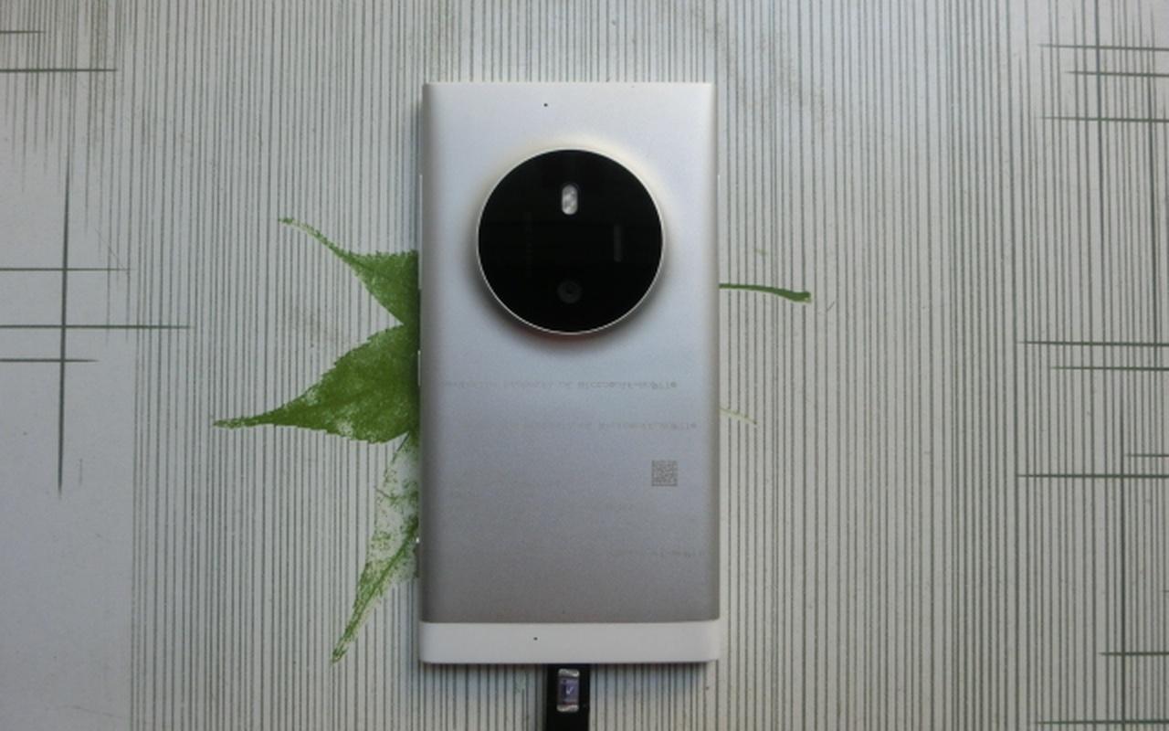 Lumia-prototype van Microsoft