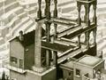M.C. Escher - Waterval (1961)