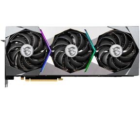MSI GeForce RTX 3090 Suprim X 24G