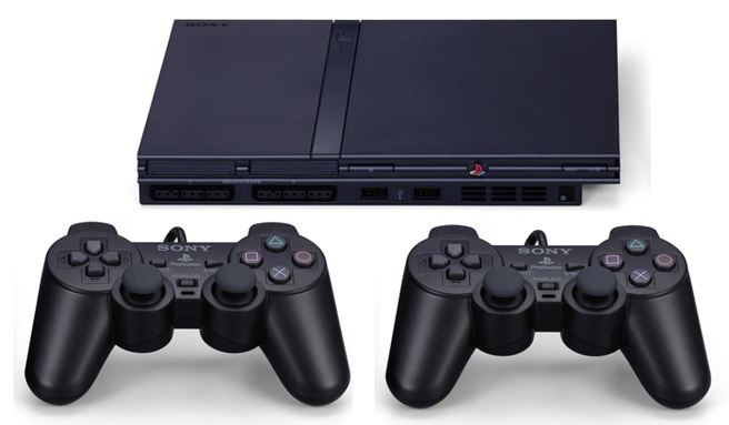 Sony PlayStation 2 Starter Pack Zwart