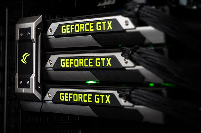 GeForce GTX SLI Bridge