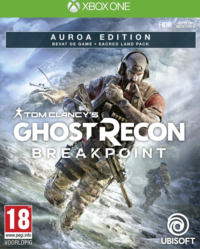 Tom Clancy's Ghost Recon Breakpoint (Auroa Edition)