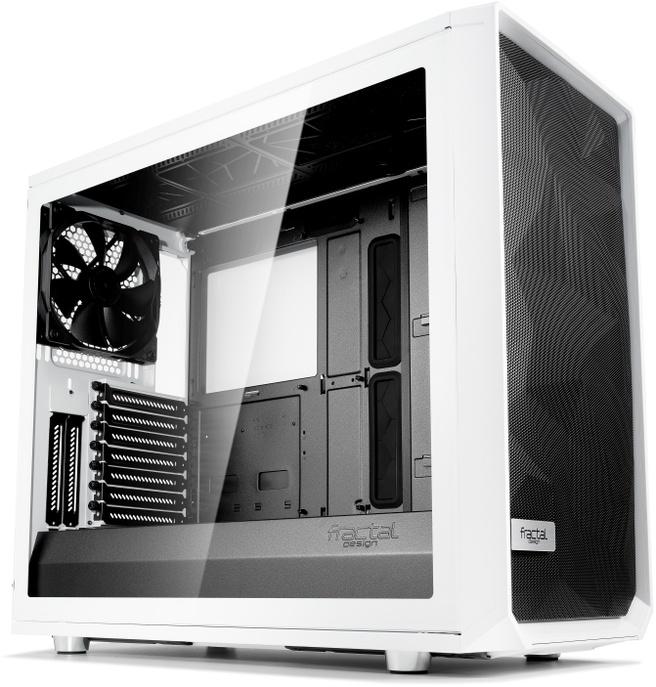 Fractal Design Meshify S2 White - TG