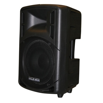 Konig PA-SMA1202 Actieve ABS Pa-speaker