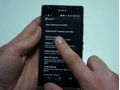 Sony Xperia met Dualshock 3-ondersteuning