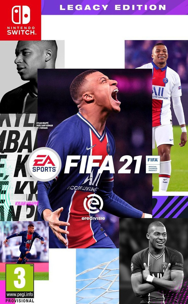 FIFA 21 - Nintendo Switch, Switch