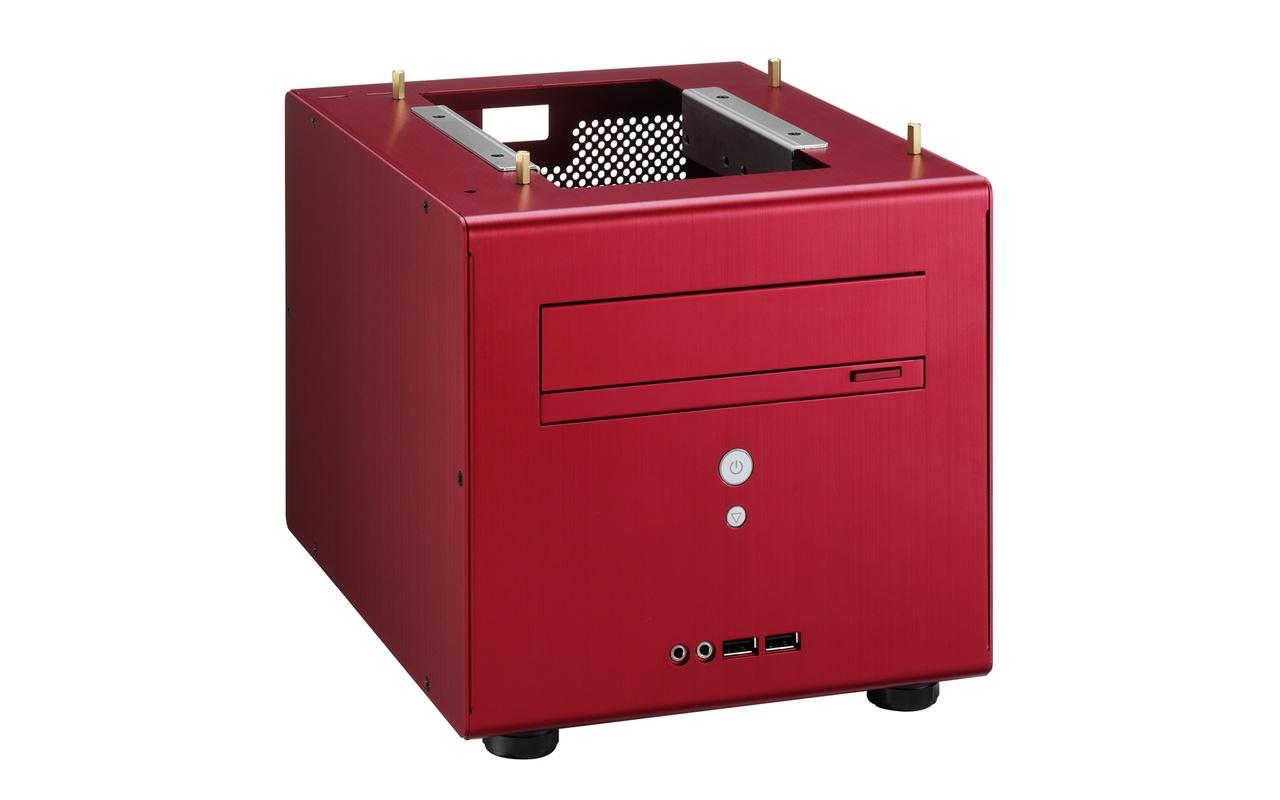 Lian Li PC-Q06 Rood