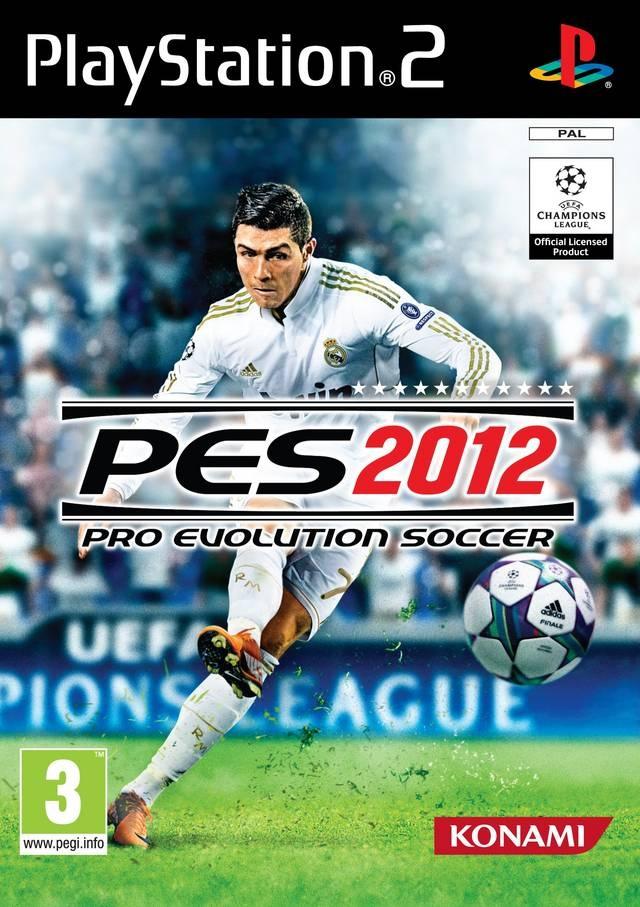 PES 2012, PlayStation 2