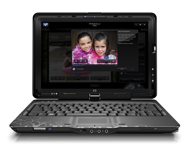 HP Pavilion TouchSmart tx2-1050ed Notebook PC (KM152EA)