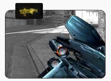 Overwatch Pulse Rifle