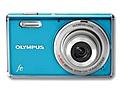 Olympus FE-4000 Blauw