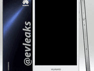 Render Huawei Ascend P7