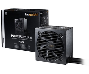 be quiet! PurePower 9 600W