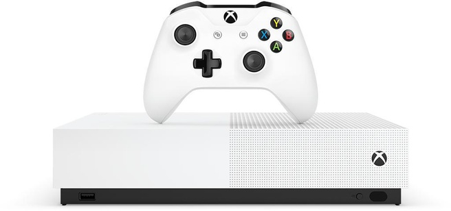 Microsoft Xbox One S All-Digital Edition Wit