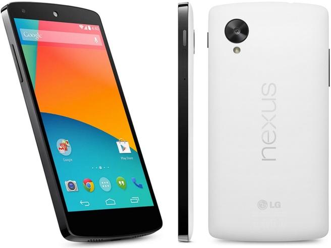 LG Nexus 5 32GB Wit