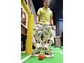 Carnegie Mellon RoboCup-robots