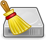 BleachBit logo (Über)